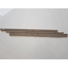 ANCONA GREY BORDER 7X60