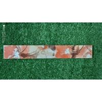 Aquarella Orange 5x40 Listwa Ceramiczna g.I