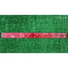 Crypton Glam Red 5,5x60 Listwa Ceramiczna g.I