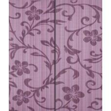 Crypton Glam Violet dekor 25x60 (2szt-1kpl)