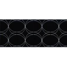 Color Dekor Cristal Black 25x60