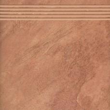 Stopnica Boliwia czerwona 33,3x33,3 G.1